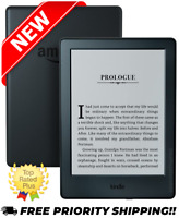 "Amazon Kindle E-Reader Tablet (8th Gen) 6"" Touchscreen Display 4GB Wi-Fi (Black)"