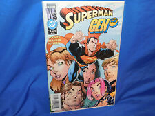 SUPERMAN / GEN 13 #3 J Scott Campbell Variant