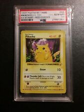 PSA 10 Pokemon E3 Pikachu Red Cheeks 58/102 Base Set Art