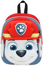 Official Paw Patrol Marshall EVA Kids Backpack/Rucksack **NEW**