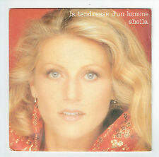 """SHEILA Vinyle 45T 7"""" SP LA TENDRESSE D'UN HOMME - CARRERE 49900 F Réduit"""