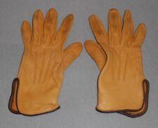 Vintage * Hodkins * Ladies Leather Gloves * 6