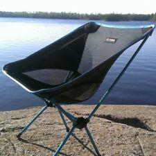 Big Agnes Helinox Black Chair One - Award Winning, Packable, Ultimate Camp Chair