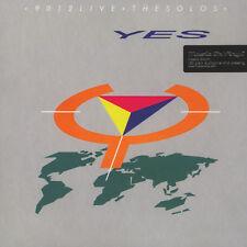 Yes - 9012 Live - The Solos (Vinyl LP - 1985 - EU - Reissue)