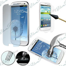 1 Film Verre Trempe Protecteur Protection Samsung Galaxy S3 i9300/ i9305 Neo LTE