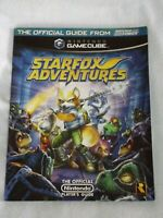 Starfox Adventures The Official Nintendo Power Strategy Player's Guide GameCube