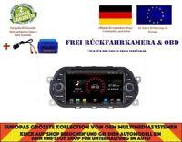 AUTORADIO GPS NAVI ANDROID 10.0 DAB BT WIFI USB CARPLAY FUR FIAT TIPO EAGA K5336