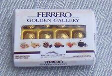 Escala 1:12 caja oblonga pantalla de Ferrero Rocher Chocolates Casa De Muñecas Dulces GG