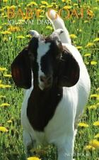 Baby Goats Journal Diary (Notebook) by Sam Hub (2015, Paperback)