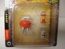 1/24 - Hobby Gear BBQ set for your shop/garage/diorama