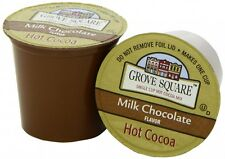 Grove Square Hot Cocoa Milk Chocolate 24 Single Serve Cup Keurig K-cups