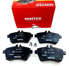 MINTEX FRONT AXLE BRAKE PADS FOR MERCEDES BENZ MDB2685 (REAL IMAGE OF PART)