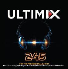 Ultimix 245 CD Liam Payne Dance Mix J.Lo Selena Gomez Linkin Park Fall Out Boy