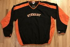 Tony Stewart NASCAR Home Depot Pullover Sweatshirt XL Embroidered Chase Authenti