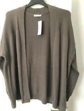 Marks And Spencers Flint  Cardigan New Size22