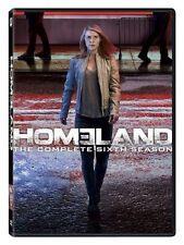 Homeland The Complete Sixth Season 6 SHIPS FREE BRAND NEW