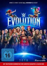 DVD * WWE - EVOLUTION - WOMEN´S EVENT # NEU OVP &