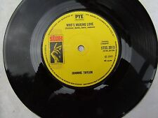Johnnie TAYLOR Who is Making Love/Jody a votre fille et aller Northern Soul 45 tr/min