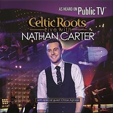 Celtic Roots Live With Nathan Carter - Nathan Carter (2017, CD NEU)