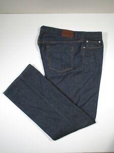 GANT TYLER dark denim jeans Mens size W 40 L 34 straight leg regular fit