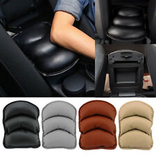 Durable PU Leather Car  Center Box Armrest Console Soft Pad Cushion Cover Mat