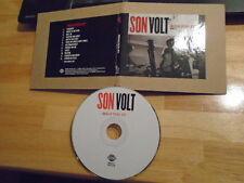 RARE ADV PROMO Son Volt CD American Central Dust JAY FARRAR Uncle Tupelo Bluetip