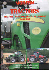 TRACTOR DVD: MODERN TRACTORS - The First Years Of The 21st Century Part 1