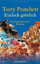 Einfach göttlich: Ein Scheibenwelt-Roman von Pratch... | Buch | Zustand sehr gut