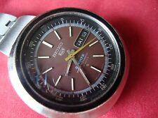 VINTAGE WRIST WATCH SEIKO 5 SPORTS AUTOMATIC DAY&DATE 6119-6000 MADE IN JAPAN