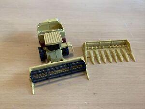 Ertl New Holland TR97 Combine Corn & Grain Head 1:64 Scale Die Cast Model VGC