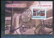 530785 / Österreich Maximumkarte PM RUPERTI 2009