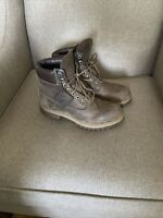 Mens Timberland 6 Inch Heritage Boot Size 7
