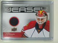 2010-11 Upper Deck Series 1 Tomas Vokoun UD Game Jersey Florida Panthers