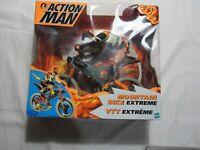 1998 Hasbro ACTION MAN MOUNTAIN BIKE EXTREME action figure