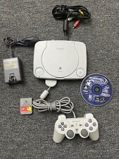 Sony Playstation PS One Video Game Console Complete SCPH-101
