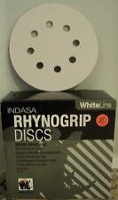 Indasa Sanding Discs, 5 inch 8 Hole  Hook & Loop  400 Grit  25 Discs  Free Ship