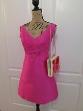 NWT Kate Spade Origami Aline Pink dress Size 8