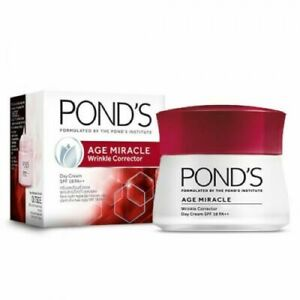 POND'S Age Miracle Wrinkle Corrector Day Cream SPF 18 PA++ 10 Gram