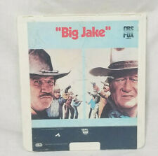 "SelectaVision CED Video Disk ""Bog Jake"" with John Wayne"