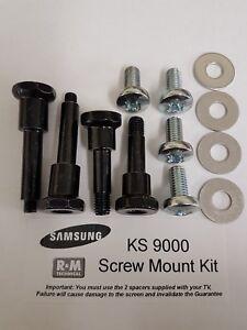 Samsung Wall Mount Screws Kit with Spacers UE49KS9000, UE55KS9000, UE65KS9000