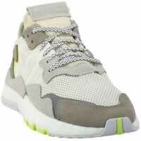 adidas Nite Jogger Sneakers Casual    - Off White - Womens
