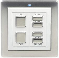 LIghtwaveRF Scene Setter Wireless Mood Lighting Dimmer Switch Smart Home Presets