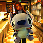 LARGE 65CM DISNEY LILO STITCH CUTE PLUSH DOLL BEAR KIDS GIRL SOFT STUFFED TOY