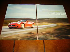 2009 FERRARI CALIFORNIA ***ORIGINAL ARTICLE***