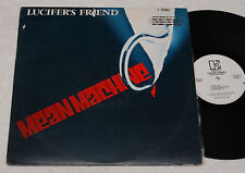 LUCIFER FRIEND:LP-HARDROCK-1°PRESS PROMO 1981 EX++