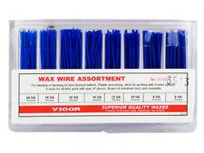 Ferris 'vigor' Wax Wire Assortment, Round