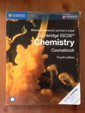 Chemistry Coursebook Cambridge IGCSE CD