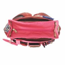 LUXURY Zipped Shaper Bag Insert Purse Organizer Liner For Neverfull MM - PINK