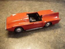 Tampt Productions Resin 1960 Plymouth Valiant Xnr 125 Model Concept Car Kit