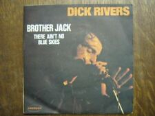 DICK RIVERS 45 TOURS FRANCE BROTHER JACK